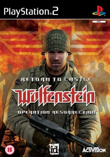 Return to Castle Wolfenstein - PS2