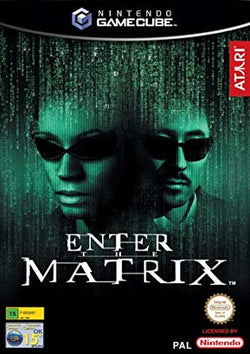 Enter the Matrix - Gamecube
