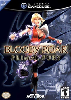 Bloody Roar - Gamecube
