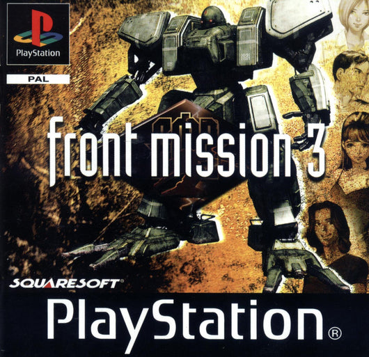 Front mission 3 - PS1