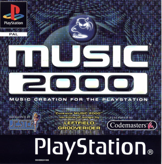 Music 2000 - PS1