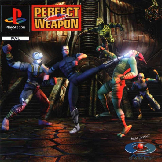 Perfect Weapon - PS1