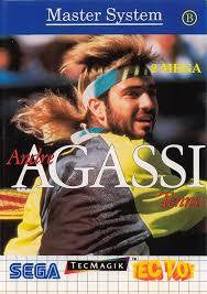 Agassi Tennis - Master System