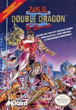 Double Dragon 2 - NES