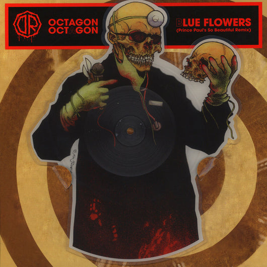 Dr Octagon - Blue Flowers (Prince Paul Remix)(Picture Disc)