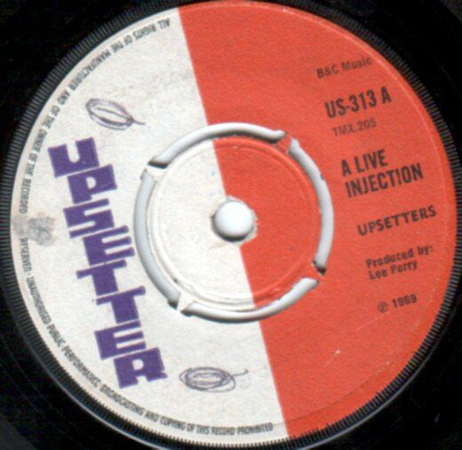 Upsetters* / Bleechers* : A Live Injection / Everything For Fun (7