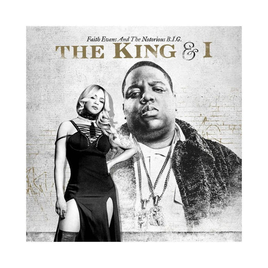 Faith Evans & The Notorious B.I.G - The King & I