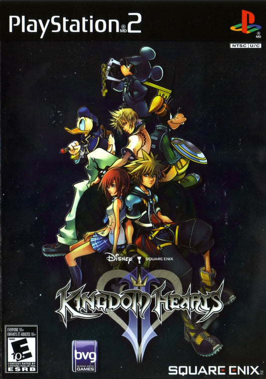 Kingdom Hearts 2 - PS2