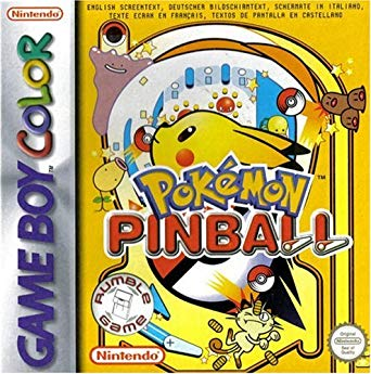 Pokemon Pinball - Gameboy