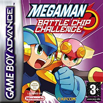 Megaman Battle Chip Challenge - Gameboy