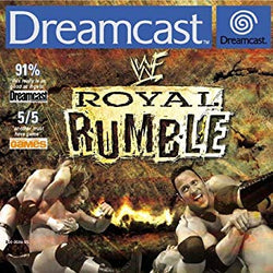 WWF Royal Rumble - Dreamcast