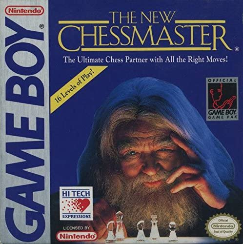 Chessmaster - Game Boy Original
