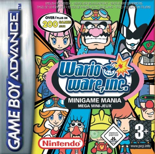 Wario Ware inc. - Gameboy