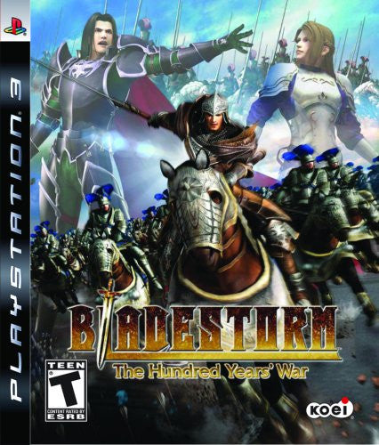 Bladestorm: The Hundred Years War - Ps3