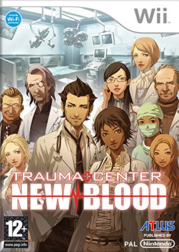 Trauma Centre New Blood - Wii