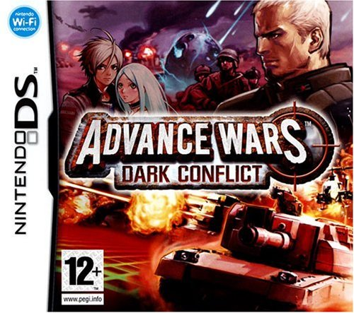 Advance Wars: Dark Conflict - DS