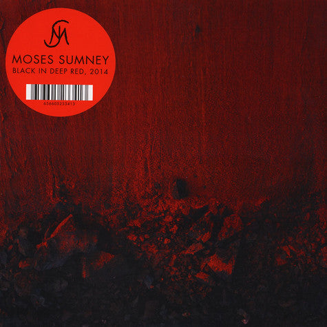 Moses Sumney - Black In Deep Red, 2014 [RSD 2019]