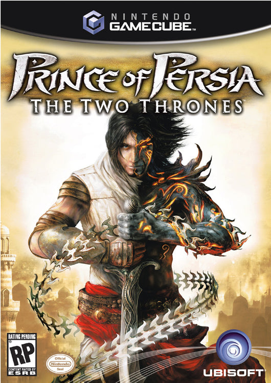 Prince Of Persia Two Thrones - Gamecube