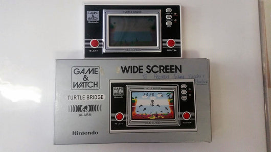 Game & Watch Turtle Beach