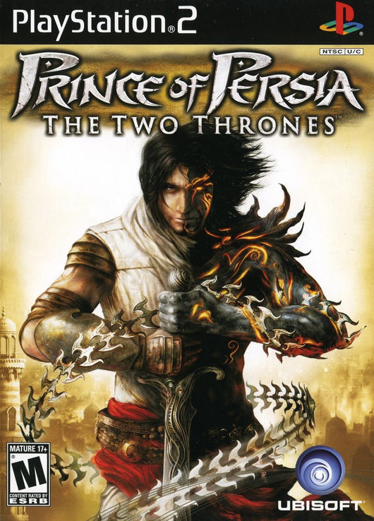 Prince of Persia: Two Thrones - Ps2