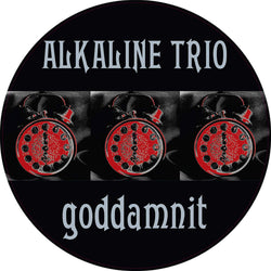 Alkaline Trio - Goddamnit [20th Anniversary Picture Disc]