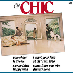 Chic - C'est Chic [Abbey Road Remaster]