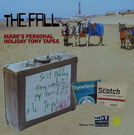 The Fall - Mark's Personal Holiday Tony Tapes