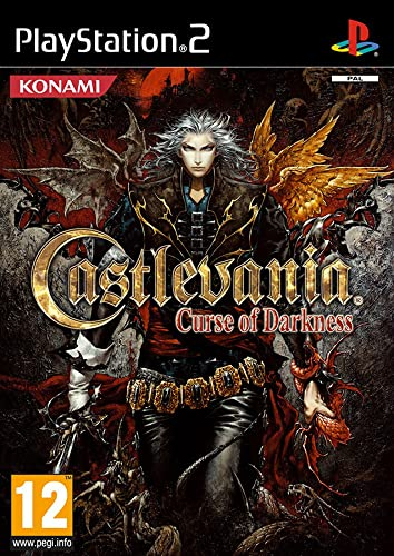 Castlevania: Curse Of Darkness - Ps2