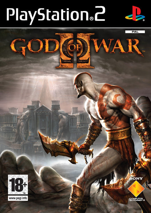 God of war 2 ps2 to ps4
