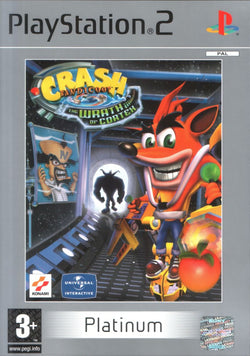 Crash Bandicoot : The Wrath of Cortex - PS2
