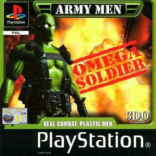 Army Men Omega soldier - PS1