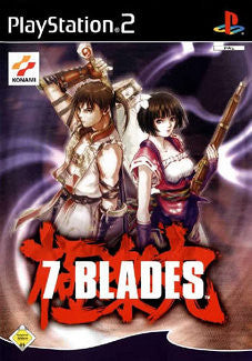 7 Blades - PS2