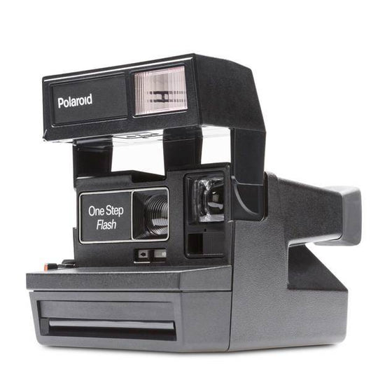 Polaroid 600 Flash