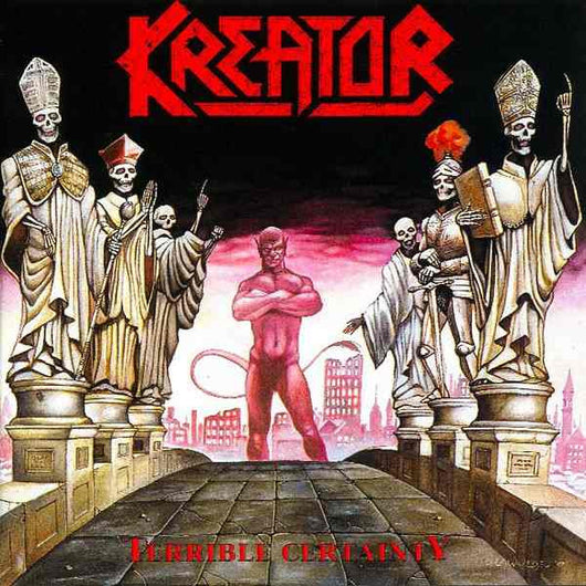 Kreator - Terrible Certainty (2LP)