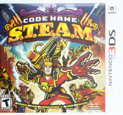Code Name STEAM - 3DS