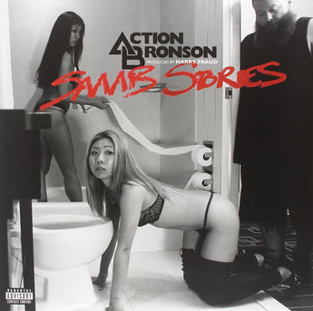 Action Bronson - SAAAB Stories produced by Harry Fraud