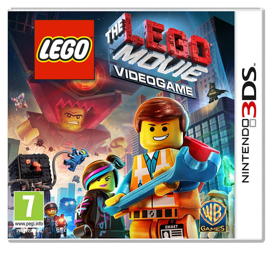 Lego Movie The Videogame - 3DS