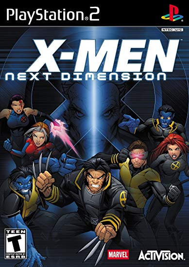 X-Men Next Dimension - PS2