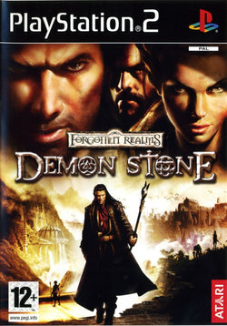 Forgotten Realms _ Demon Stone - Ps2