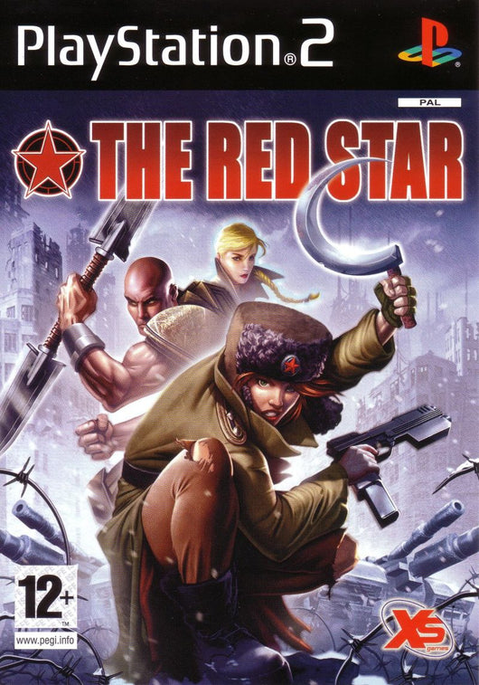 Red Star - Ps2