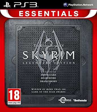 Skyrim Legendary Edition - Ps3