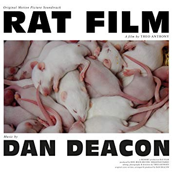Dan Deacon - Rat Film OST SALE25