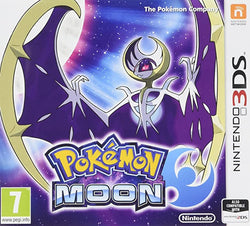 Pokemon Moon - 3DS
