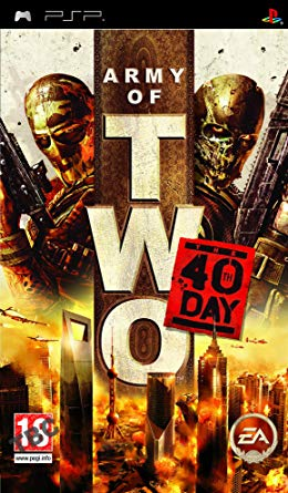 Army of Two: 40th day - PSP