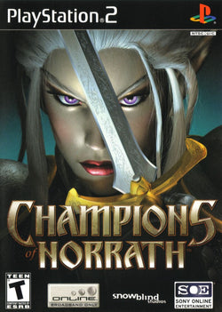 Champions Of Norrath - Ps2