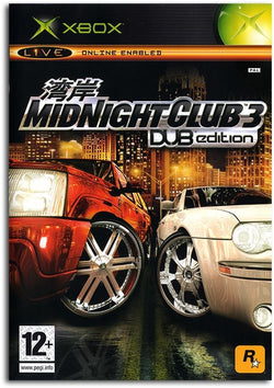 Midnight Club 3 Dub Edition - XBOX