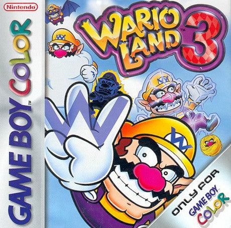 Wario Land 3 - Gameboy