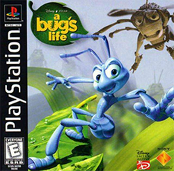 A Bug's Life - Ps1