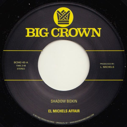 El Michels Affair - Shadow Boxing / Iron Maiden