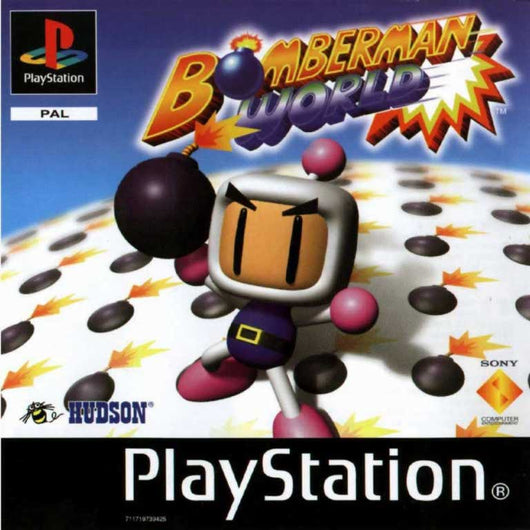 Bomberman World - PS1